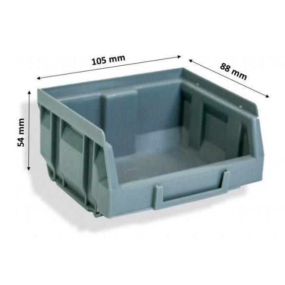 BULL 1, MH BOX Szürke