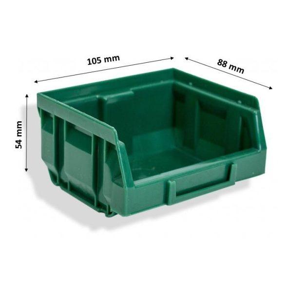 BULL 1, MH BOX Zöld