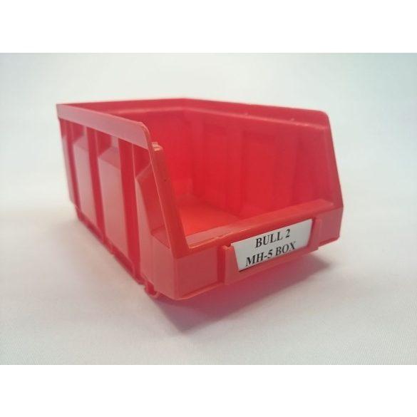 BULL 2, MH BOX 5-ös Piros