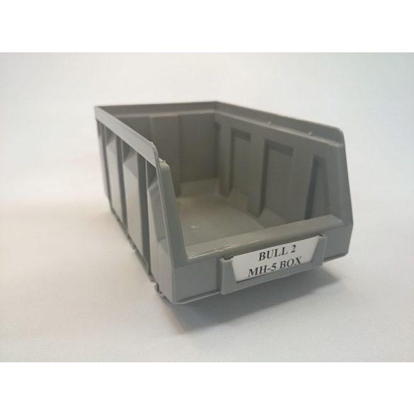 BULL 2, MH BOX 5-ös Szürke