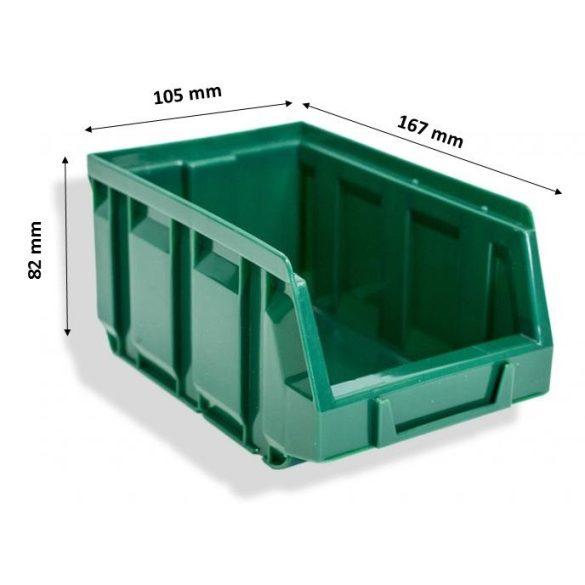 BULL 2, MH BOX 5-ös Zöld