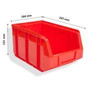 BULL 3, MH BOX 4-es Piros