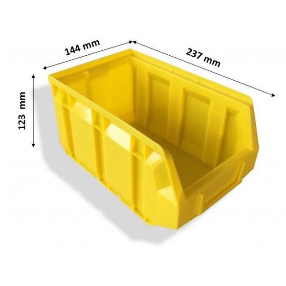 BULL 3, MH BOX 4-es Sárga