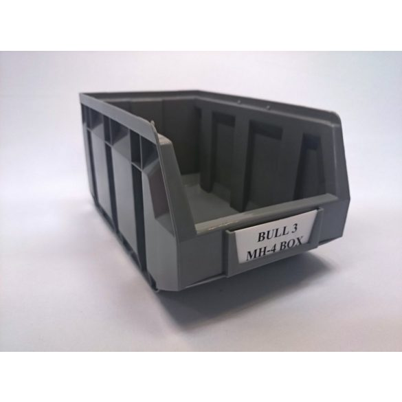 BULL 3, MH BOX 4-es Szürke