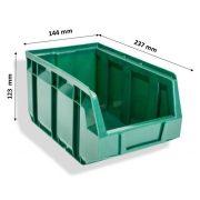 BULL 3, MH BOX 4-es Zöld