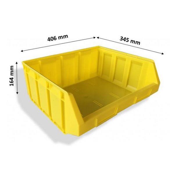 BULL 4/D MH BOX sárga