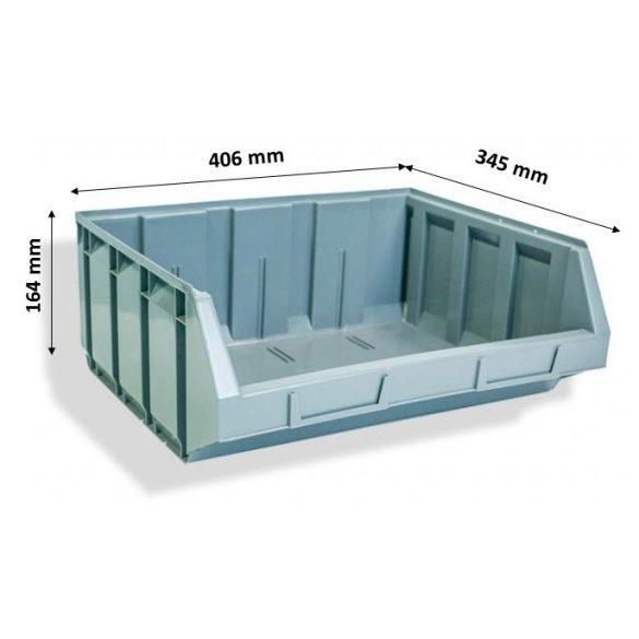 BULL 4/D MH BOX szürke