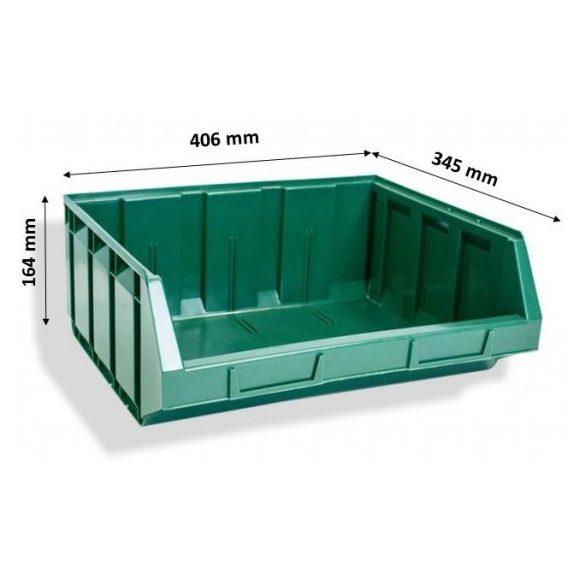 BULL 4/D MH BOX zöld