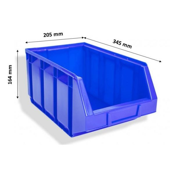 BULL 4, MH BOX 3-as Kék