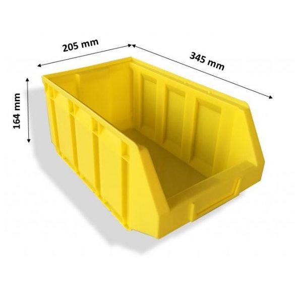 BULL 4, MH-BOX 3-as Sárga