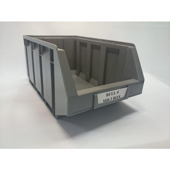BULL 4, MH BOX 3-as Szürke