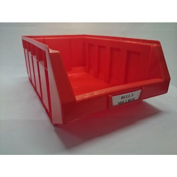 BULL 5, MHBOX 2-es Piros