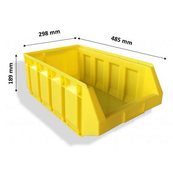 BULL 5, MH-BOX 2-es Sárga