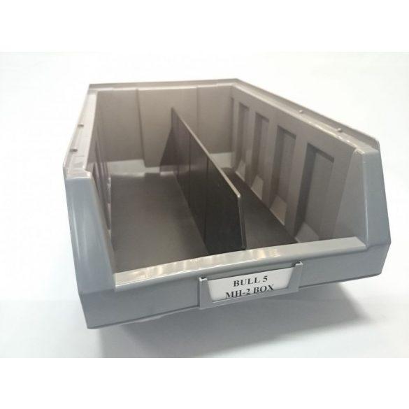 BULL 5, MH BOX 2-es Szürke