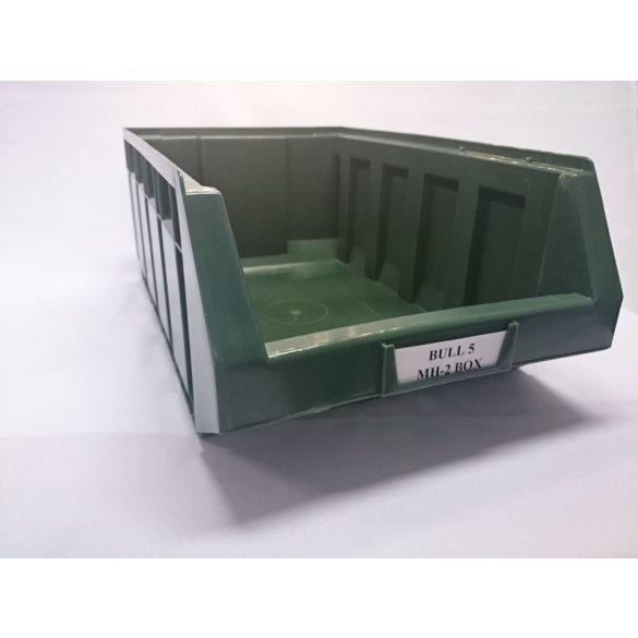 BULL 5, MH BOX 2-es Zöld