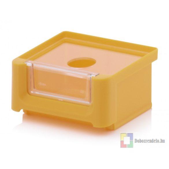 NYITOTT TÁROLÓDOBOZOK SK 1 sárga