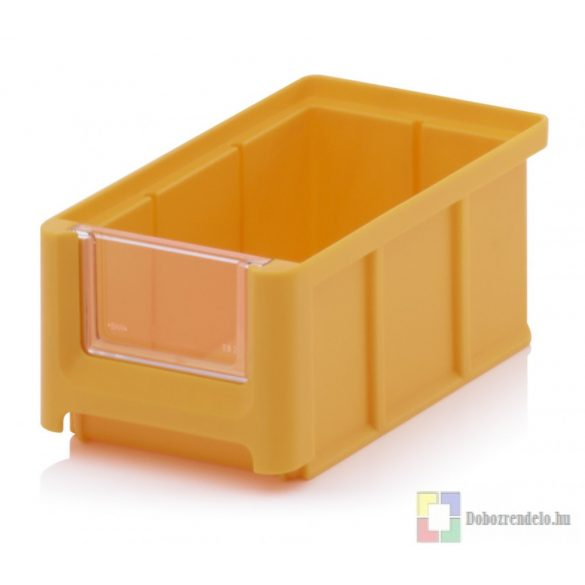 NYITOTT TÁROLÓDOBOZOK SK 2 sárga