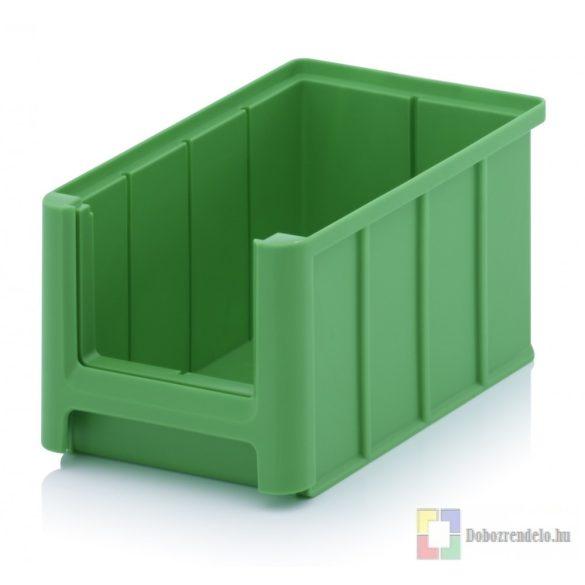 NYITOTT TÁROLÓDOBOZOK SK 3 zöld
