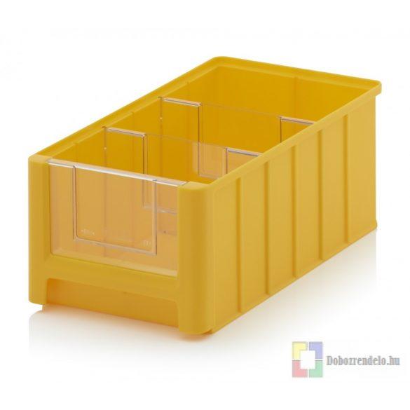 NYITOTT TÁROLÓDOBOZOK SK 4 sárga