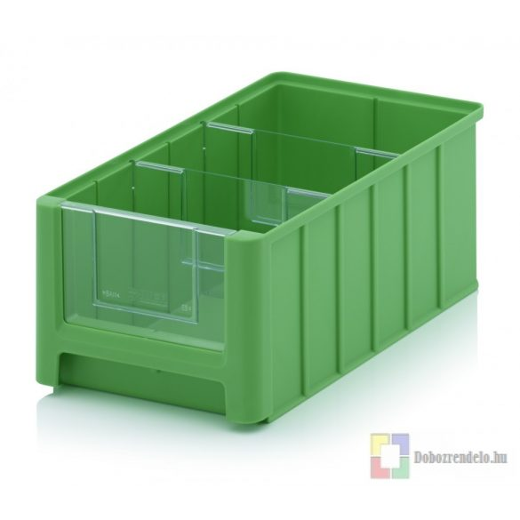 NYITOTT TÁROLÓDOBOZOK SK 4 zöld